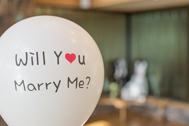 結婚へ向かう気持ち